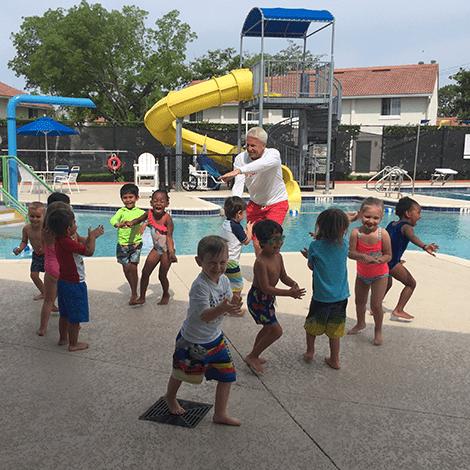 City of Naples River Park Aquatic Center Pool FLDPF Florida Drowning Prevention Foundation
