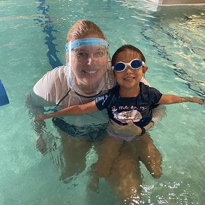 SwimtasticFLDPF Florida Drowning Prevention Foundation Aqua Ball Partner