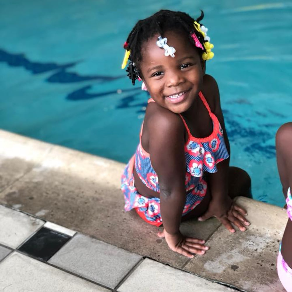 Swimtastic FLDPF Florida Drowning Prevention Foundation Aqua Ball Partner