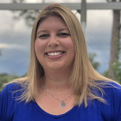 Lindsay Pursglove FLDPF Board Member